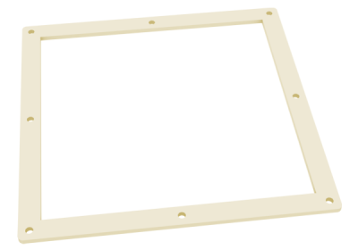 Gasket for transition piece from square to round-0