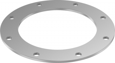 JACOB-flanges drilled acc. to DIN 24154, T2-0