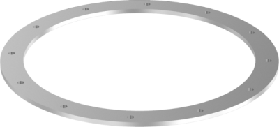 JACOB-flanges acc. to DIN 24154, T2-0