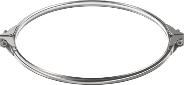 Pull-rings with factory-fitted mastic sealant-0