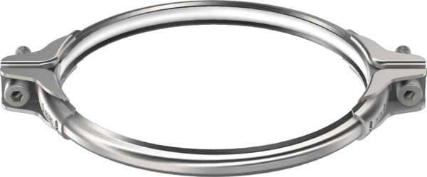 Pull-rings with factory-fitted mastic sealant-414